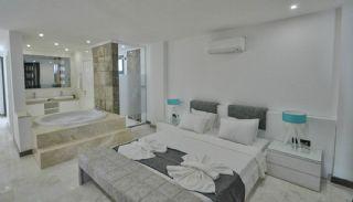 Sea View Villa in Kalkan with Contemporary Furniture, Interior Photos-10