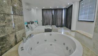 Sea View Villa in Kalkan with Contemporary Furniture, Interior Photos-11