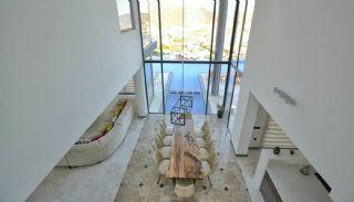 Kalkan Ortaalan Mevkiinde Deniz Manzaralı Eşyalı Villa, İç Fotoğraflar-20
