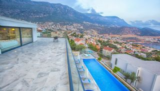 Ready Kalkan Villa Designed with Eye-Catching Architecture, Kalkan / Center - video