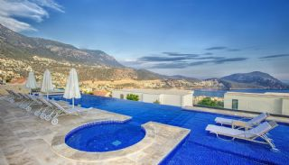 Ready Kalkan Villa Designed with Eye-Catching Architecture, Kas / Kalkan / Center - video