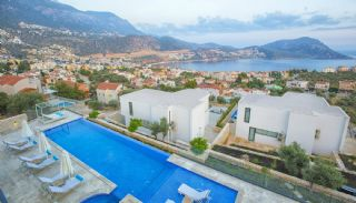 Ready Kalkan Villa Designed with Eye-Catching Architecture, Kalkan / Center