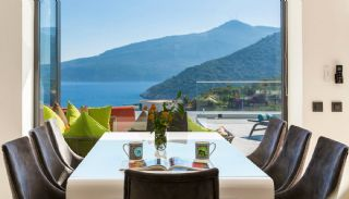 Spectacular Bay and Island View Villa in Kalkan Kalamar, Interior Photos-3