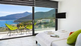 Spectacular Bay and Island View Villa in Kalkan Kalamar, Interior Photos-4
