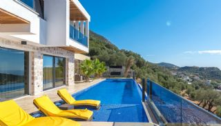 Furnished Duplex House in the Tranquil Location of Kalkan, Kas / Kalkan / Center - video