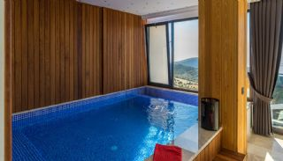 Furnished Duplex House in the Tranquil Location of Kalkan, Interior Photos-8