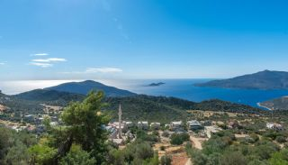 Furnished Duplex House in the Tranquil Location of Kalkan, Interior Photos-11