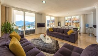 Spacious Fully Furnished Houses in Kalkan Turkey, Interior Photos-1