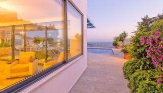 Möblierte Villa mit Meerblick in schöner Gegend von Kalkan, Kas / Kalkan / Zentrum - video