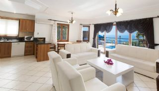 3 Bedroom Private House in Kalkan Turkey, Interior Photos-2