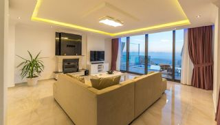 Contemporary Villa in Kalkan Turkey with Furniture, Interior Photos-1