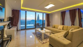 Contemporary Villa in Kalkan Turkey with Furniture, Interior Photos-2