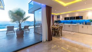 Contemporary Villa in Kalkan Turkey with Furniture, Interior Photos-3