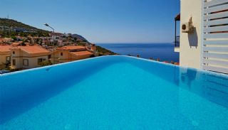 Väldesignad Modern Villa i Kalkan Turkiet, Kalkan / Centrum - video