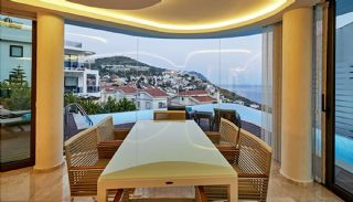 Well-Designed Modern Villa in Kalkan Turkey, Interior Photos-3