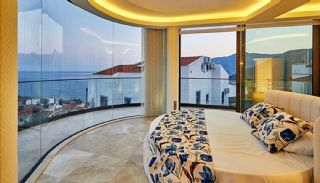 Well-Designed Modern Villa in Kalkan Turkey, Interior Photos-6