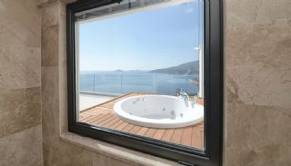 Furnished Semi-Detached Houses in Kalkan Turkey, Interior Photos-13