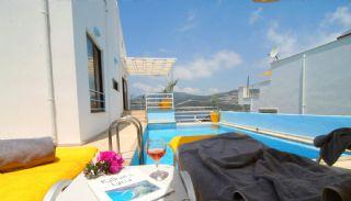 Möbliertes Kalkan Haus mit eigenem Pool und Garten, Kas / Kalkan / Zentrum - video