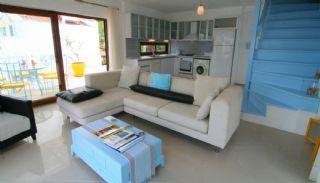 Möbliertes Kalkan Haus mit eigenem Pool und Garten, Foto's Innenbereich-1