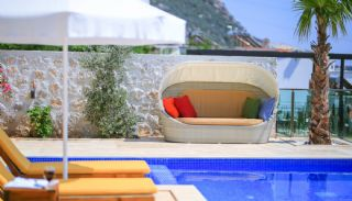 Fully Furnished Villa with 2 Swimming Pools in Kalkan, Kas / Kalkan / Center - video