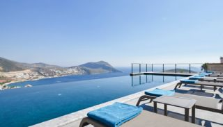 4 Bedroom Holiday Villas Overlooking the Sea in Kalkan, Kalkan / Center - video