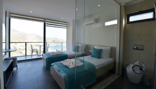 4 Bedroom Holiday Villas Overlooking the Sea in Kalkan, Interior Photos-12