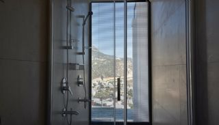 4 Bedroom Holiday Villas Overlooking the Sea in Kalkan, Interior Photos-16