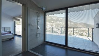 4 Bedroom Holiday Villas Overlooking the Sea in Kalkan, Interior Photos-20