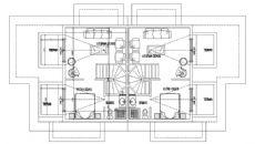 Kemer Villaları III, Kat Planları-2
