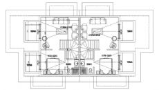 Kemer Villas III Au Centre de Kemer, Antalya, Projet Immobiliers-2