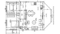 Camyuva Appartementen IV, Vloer Plannen-2