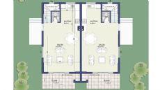 Kemer Villaları II, Kat Planları-2