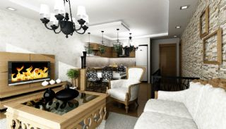 Vizyon Appartements, Photo Interieur-1