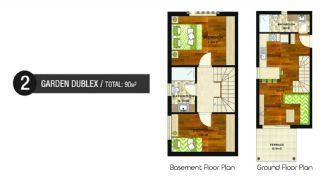 Vizyon Apartmanı, Kat Planları-2