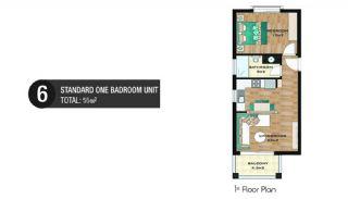 Vizyon Apartmanı, Kat Planları-6