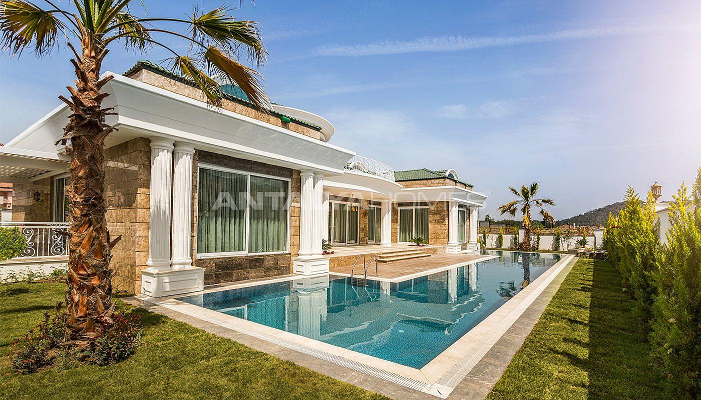 Villa kemer villa individuelle vendre kemer for Villa individuelle