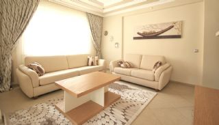 Duplex Apartments in Kemer Downtown, Interior Photos-2