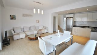 4+1 Duplex Apartment with Furniture in Kemer, Interior Photos-1