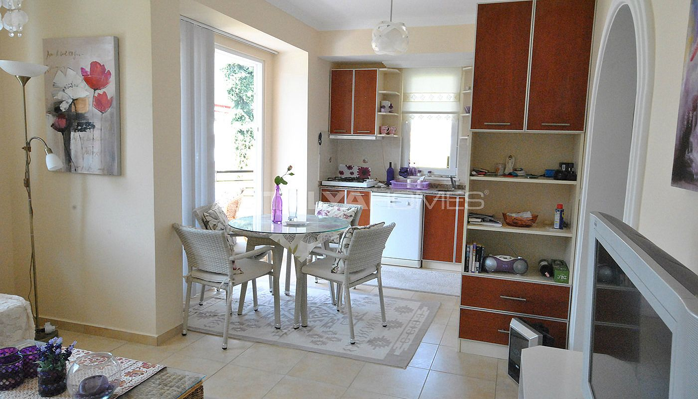 Stunning kemer penthouse with communal pool for Penthouse apartment price