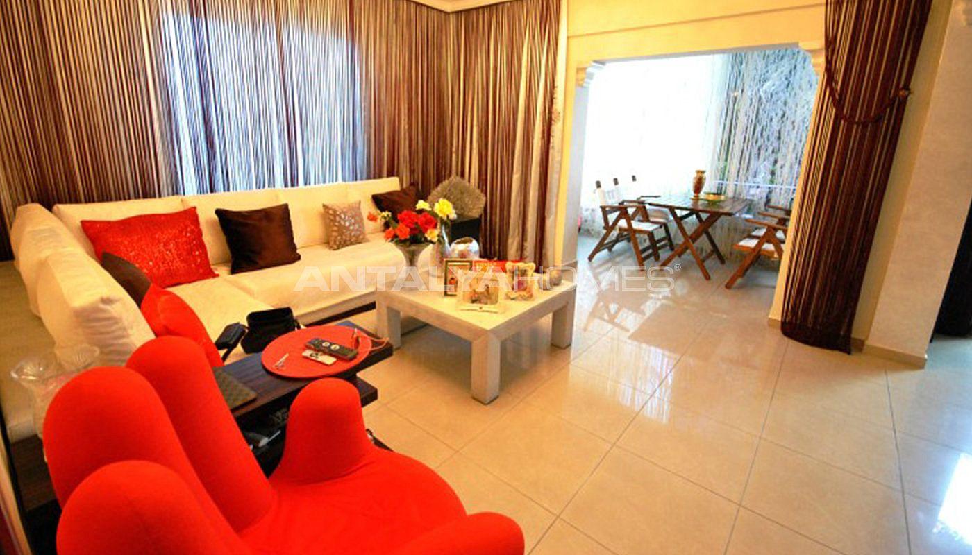 Mooi duplex appartement op loopafstand van de zee - Van interieur appartement ...