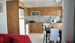 Furnished Apartments in the Residential Complex in Kemer, Interior Photos-4