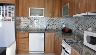 Furnished Apartments in the Residential Complex in Kemer, Interior Photos-6