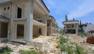 Luxury Houses with Nature View in Kemer Goynuk, Construction Photos-1