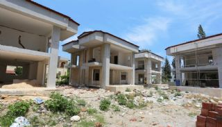 Luxury Houses with Nature View in Kemer Goynuk, Construction Photos-2