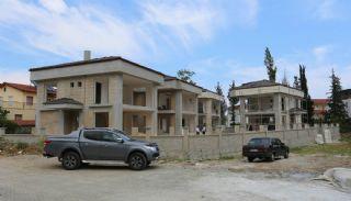 Kemer Göynük'te Havuzlu Site İçinde Müstakil Villalar, İnşaat Fotoğrafları-6
