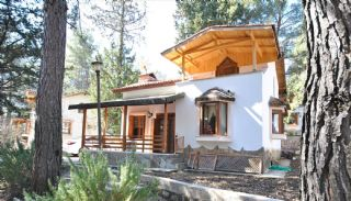 Detached Kemer Houses Intertwined with Nature in Calm Region, Kemer / Beycik - video