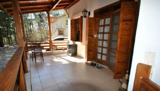 Detached Kemer Houses Intertwined with Nature in Calm Region, Interior Photos-9
