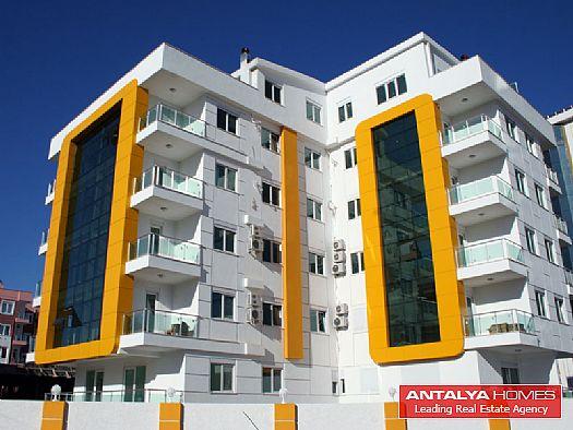 аренда квартиры анталия
