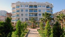 Gardenia 1 Schlafzimmer Mietwohnung, Antalya / Konyaalti - video
