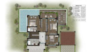 Ultra-Quality Villas with Lake View in Sapanca Sakarya, Property Plans-1